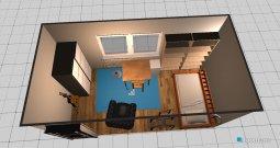 Raumgestaltung hannah raum in der Kategorie Wohnzimmer