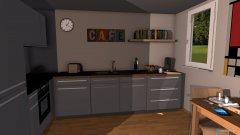 Raumgestaltung Hannover Wohnung in der Kategorie Wohnzimmer