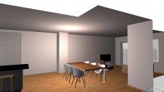 Raumgestaltung Hansastrasse 2 in der Kategorie Wohnzimmer