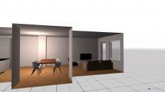 Raumgestaltung Hansastraße in der Kategorie Wohnzimmer