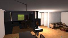 Raumgestaltung Haspingerstr in der Kategorie Wohnzimmer