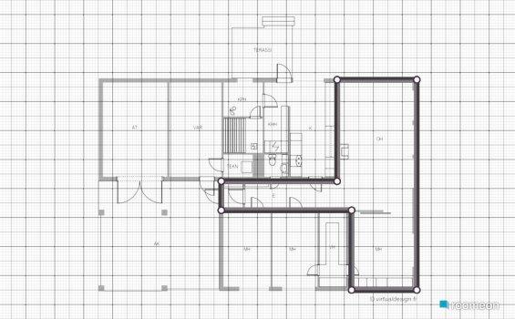 Raumgestaltung hasu in der Kategorie Wohnzimmer