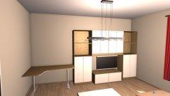 Raumgestaltung Haunstetterstr in der Kategorie Wohnzimmer