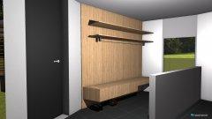 Raumgestaltung Haus 1 v2 in der Kategorie Wohnzimmer