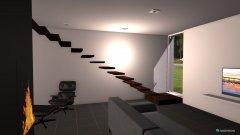 Raumgestaltung Haus 1 v3 in der Kategorie Wohnzimmer