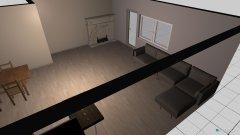 Raumgestaltung Haus 2015 in der Kategorie Wohnzimmer