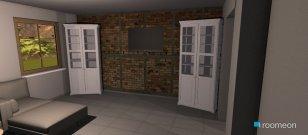 Raumgestaltung Haus 2 in der Kategorie Wohnzimmer