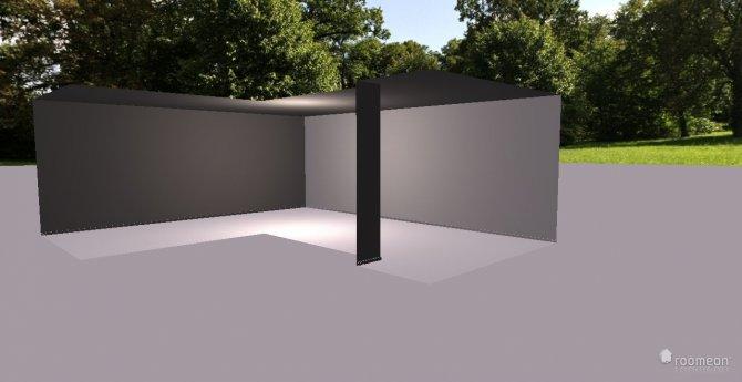 Raumgestaltung Haus Fülle in der Kategorie Wohnzimmer