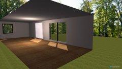 Raumgestaltung Haus Halingen in der Kategorie Wohnzimmer