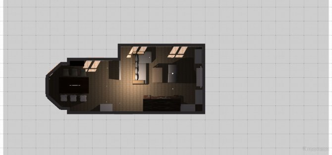 Raumgestaltung Haus in der Bruchhöhe9 in der Kategorie Wohnzimmer
