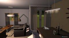 Raumgestaltung haus lehr projekt wohnzimmer in der Kategorie Wohnzimmer
