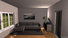 Raumgestaltung Haus Lilly in der Kategorie Wohnzimmer