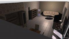 Raumgestaltung Haus Löwensen 2 in der Kategorie Wohnzimmer