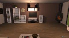 Raumgestaltung Haus - Raum 3 - Wohnzimmer in der Kategorie Wohnzimmer