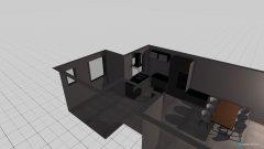 Raumgestaltung Haus Sonnenallee 12 in der Kategorie Wohnzimmer