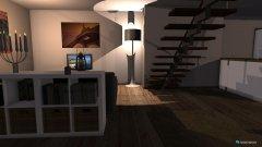 Raumgestaltung Haus UG in der Kategorie Wohnzimmer