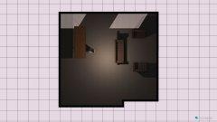 Raumgestaltung Hausbau in der Kategorie Wohnzimmer