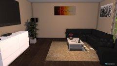 Raumgestaltung Hawkins in der Kategorie Wohnzimmer