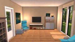 Raumgestaltung HawoziV2 in der Kategorie Wohnzimmer