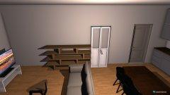 Raumgestaltung Heidelberg Wohnzimmer V.2 in der Kategorie Wohnzimmer