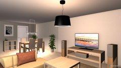 Raumgestaltung Heideweg 7 WOhnzimmer 2 in der Kategorie Wohnzimmer