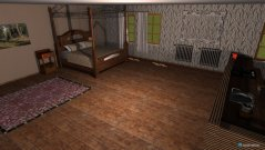Raumgestaltung Heidi und Peter in der Kategorie Wohnzimmer