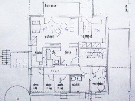 Raumgestaltung Heike+Martin in der Kategorie Wohnzimmer