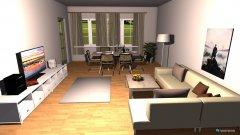 Raumgestaltung Heike_Wohnzimmer_2 in der Kategorie Wohnzimmer