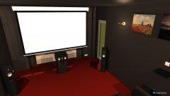 Raumgestaltung Heimkino fast fertig in der Kategorie Wohnzimmer