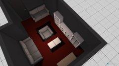 Raumgestaltung Heimkino in der Kategorie Wohnzimmer