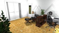 Raumgestaltung Herrenzimmer in der Kategorie Wohnzimmer