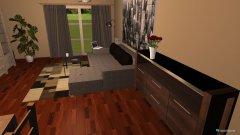 Raumgestaltung HH Rellingen WZ in der Kategorie Wohnzimmer