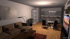 Raumgestaltung HH Wohnung 2 in der Kategorie Wohnzimmer