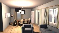 Raumgestaltung Hilde in der Kategorie Wohnzimmer