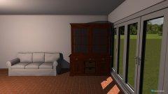 Raumgestaltung Hirschsalon in der Kategorie Wohnzimmer