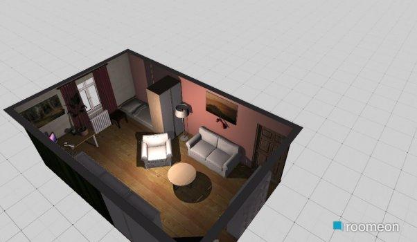 Raumgestaltung ho2 in der Kategorie Wohnzimmer