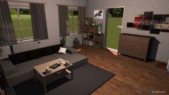 Raumgestaltung Hochstrasse 9.2 in der Kategorie Wohnzimmer