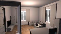 Raumgestaltung höffener in der Kategorie Wohnzimmer