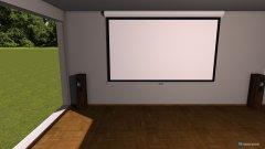 Raumgestaltung Hösel_WZ_v1 in der Kategorie Wohnzimmer