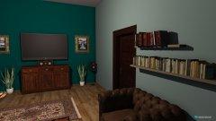 Raumgestaltung hohe denken in der Kategorie Wohnzimmer
