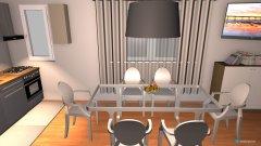 Raumgestaltung Hohlweggasse-Wien in der Kategorie Wohnzimmer