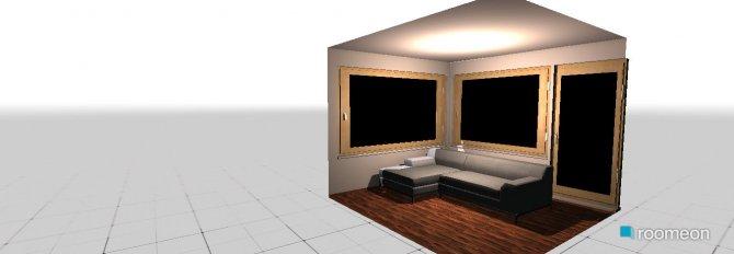 Raumgestaltung holzbau anbau in der Kategorie Wohnzimmer