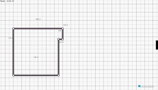 Raumgestaltung Holzgarten 1 in der Kategorie Wohnzimmer