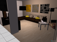 Raumgestaltung Home in der Kategorie Wohnzimmer