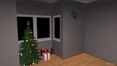 Raumgestaltung Hope for christmas in der Kategorie Wohnzimmer