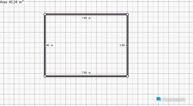 Raumgestaltung house in der Kategorie Wohnzimmer