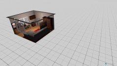 Raumgestaltung hütte wohnzimmer in der Kategorie Wohnzimmer