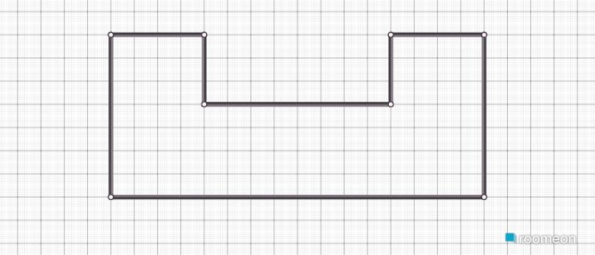 Raumgestaltung Huis in der Kategorie Wohnzimmer