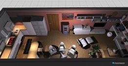 Raumgestaltung Hum dnevna in der Kategorie Wohnzimmer