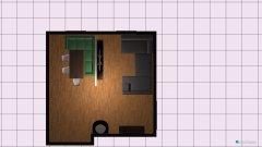 Raumgestaltung Hus1 in der Kategorie Wohnzimmer